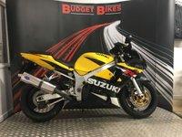 2001 SUZUKI GSXR600 GSXR 600 K1 599cc £1985.00