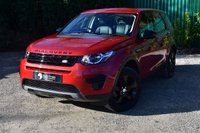 USED 2017 17 LAND ROVER DISCOVERY SPORT 2.0 TD4 SE 5d 150 BHP VAT QUALIFYING VAT QUALIFYING