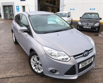 2011 FORD FOCUS 1.6 EDGE TDCI 95 5d 94 BHP £SOLD