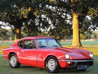 1972 TRIUMPH GT6 GT6 MK3 £12000.00