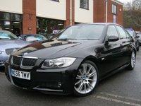 USED 2006 56 BMW 3 SERIES 2.5 325I M SPORT 4d AUTO 215 BHP