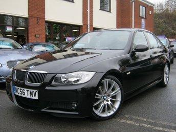 2006 BMW 3 SERIES 2.5 325I M SPORT 4d AUTO 215 BHP £SOLD