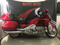 2005 HONDA GL1800 GOLDWING GL 1800 A-4 1832cc £8490.00