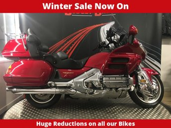 View our HONDA GL1800 GOLDWING