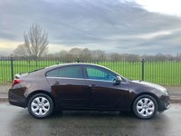 2015 VAUXHALL INSIGNIA 2.0 SRI NAV CDTI 5d AUTO 160 BHP £7795.00