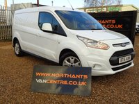 2015 FORD TRANSIT CONNECT 1.6 240 L2 LIMITED LWB 5d 115 BHP £10490.00