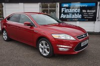 2014 FORD MONDEO 1.6 TITANIUM X BUSINESS EDITION TDCI FSH-NAV-LEATHER £7790.00