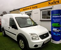 USED 2013 13 FORD TRANSIT CONNECT 1.8 T230 TREND HR VDPF 1d 109 BHP