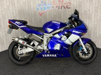 2000 YAMAHA R6 YZF R6 MOT TILL JULY 2019 LOW MILEAGE EXAMPLE 2000 W £2390.00