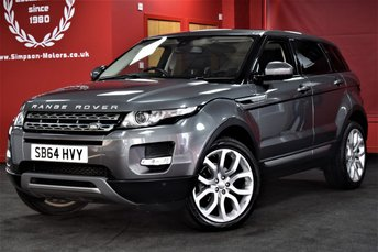 2014 LAND ROVER RANGE ROVER EVOQUE 2.2 SD4 PURE TECH 5d 190 BHP 4x4 £20995.00