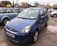 USED 2008 08 FORD FIESTA 1.4 ZETEC CLIMATE 16V 5d 80 BHP