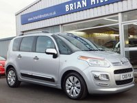 2015 CITROEN C3 PICASSO 1.6  HDi  EXCLUSIVE 5dr £7895.00