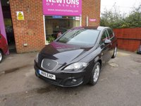 2011 SEAT LEON 1.6 CR TDI ECOMOTIVE SE 5d 103 BHP £SOLD