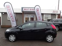 2009 FORD FIESTA 1.2 STYLE PLUS 5DR 82 BHP £4670.00