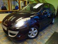 2011 RENAULT SCENIC 1.5 DYNAMIQUE TOMTOM DCI 5d 110 BHP £4750.00