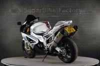 USED 2010 59 APRILIA RSV1000 - USED MOTORBIKE, NATIONWIDE DELIVERY. GOOD & BAD CREDIT ACCEPTED, OVER 600+ BIKES IN STOCK