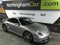 2006 PORSCHE 911 3.6 TURBO TIPTRONIC S 2d AUTO 474 BHP £49995.00