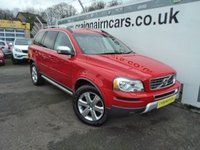 USED 2011 61 VOLVO XC90 2.4 D5 R-DESIGN AWD 5d AUTO 200 BHP Two Owner Car Since New Full Volvo History