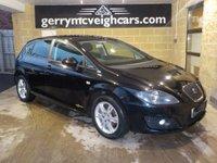 2012 SEAT LEON 1.6 CR TDI ECOMOTIVE SE COPA 5d 103 BHP £6250.00