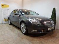 2012 VAUXHALL INSIGNIA 2.0 SRI CDTI 5d 157 BHP £5490.00
