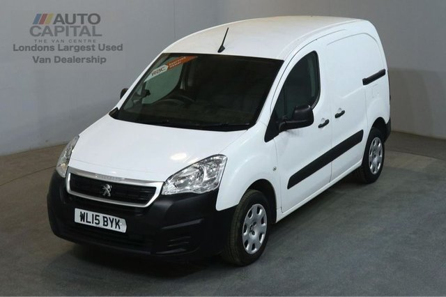 2015 15 PEUGEOT PARTNER 1.6 HDI PROFESSIONAL L1 850 90 BHP SWB AIR CON VAN AIR CONDITIONING / SPARE KEY