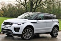 USED 2017 17 LAND ROVER RANGE ROVER EVOQUE 2.0 TD4 HSE DYNAMIC LUX 5d AUTO 177 BHP