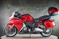 USED 2015 65 HONDA VFR1200F - USED MOTORBIKE, NATIONWIDE DELIVERY. GOOD & BAD CREDIT ACCEPTED, OVER 600+ BIKES IN STOCK