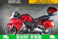 USED 2015 65 HONDA VFR1200F ALL TYPES OF CREDIT ACCEPTED GOOD & BAD CREDIT ACCEPTED, OVER 600+ BIKES IN STOCK