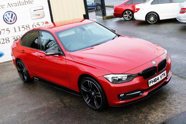 2015 64 BMW 3 SERIES 2.0 318D SPORT M PERFORMANCE 141 BHP (FINANCE & WARRANTY)