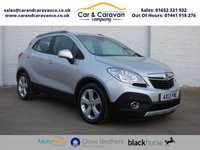 USED 2013 13 VAUXHALL MOKKA 1.7 EXCLUSIV CDTI 5d AUTO 128 BHP Service History DAB Bluetooth Buy Now, Pay Later Finance!