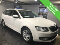 USED 2015 65 SKODA OCTAVIA 2.0 SE TDI 5d 148 BHP Only £20 a year road tax  :  Bluetooth  :  DAB Radio  :  Cloth upholstery  :  Isofix fittings  :  Rear parking sensors