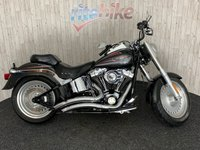 2006 HARLEY-DAVIDSON SOFTAIL FLSTF FATBOY 1584 MOT TILL MARCH 2019 1 OWNER BIKE 2006 56 £8290.00