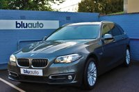 2014 BMW 520 2.0D LUXURY TOURING AUTO 181 BHP £15995.00