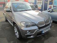 2007 BMW X5 3.0 D M SPORT AUTOMATIC 5d 232 BHP £9999.00