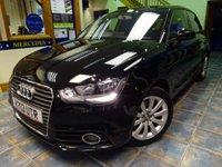 2013 AUDI A1 1.6 SPORTBACK TDI SPORT 5d 103 BHP £7950.00