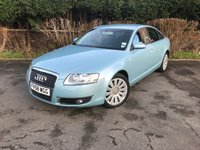 USED 2009 58 AUDI A6 2.0 TDI LIMITED EDITION 4d AUTO 140 BHP