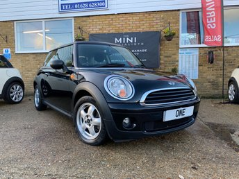 2010 MINI HATCH ONE 1.4 ONE 3d 94 BHP £5490.00