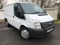 USED 2012 62 FORD TRANSIT 280 2.2 100 BHP ECONETIC LR* *NO VAT **70 VANS IN STOCK**