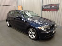 2007 BMW 1 SERIES 2.0 118I SE 5d AUTO 141 BHP £3995.00