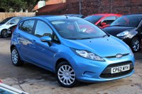 USED 2012 62 FORD FIESTA 1.2 EDGE 5d 81 BHP ***** EXCELLENT CONDITION *****