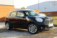 USED 2014 64 MINI COUNTRYMAN 1.6 COOPER ALL4 5d 121 BHP
