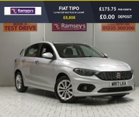 USED 2017 17 FIAT TIPO 1.6 MULTIJET EASY PLUS 5d 118 BHP
