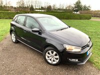 2010 VOLKSWAGEN POLO 1.2 SE 5d 70 BHP FSH MOT 12/19 SOLD SORRY  MINT Example One Owner £5949.00