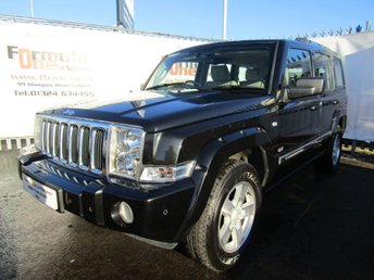 View our JEEP COMMANDER
