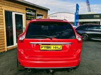 USED 2016 66 VOLVO XC60 2.0 D4 R-DESIGN NAV 5d AUTO 188 BHP Finance Available **** £72 A WEEK