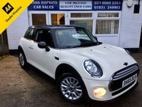 2015 MINI HATCH COOPER 1.5 COOPER 3d 134 BHP £10995.00