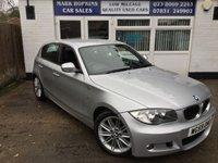 2009 BMW 1 SERIES 2.0 120D M SPORT 5d 175 BHP £5995.00