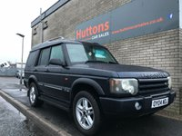 2004 LAND ROVER DISCOVERY 2.5 LANDMARK TD5 5d 136 BHP £4995.00