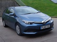 USED 2015 65 TOYOTA AURIS 1.4 D-4D ACTIVE TOURING SPORTS 5d 89 BHP