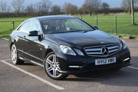 USED 2012 12 MERCEDES-BENZ E CLASS 1.8 E250 CGI BLUEEFFICIENCY S/S SPORT 2d AUTO 204 BHP VERY LOW MILES ONLY 56K HPI CLEAR